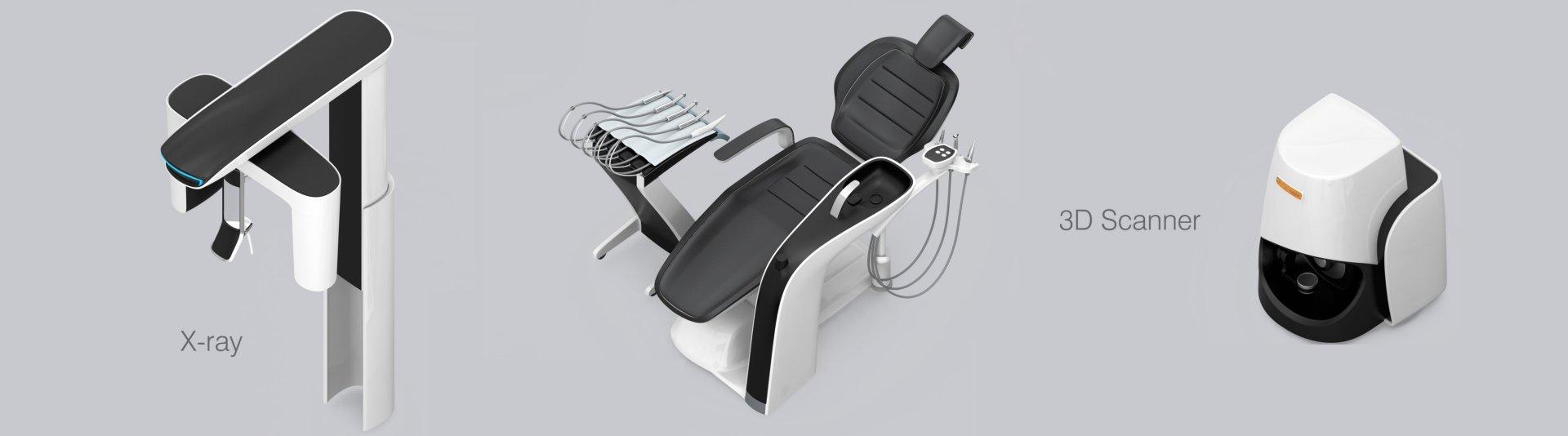 equipement dentiste 94 radio panoramique scanner 3d